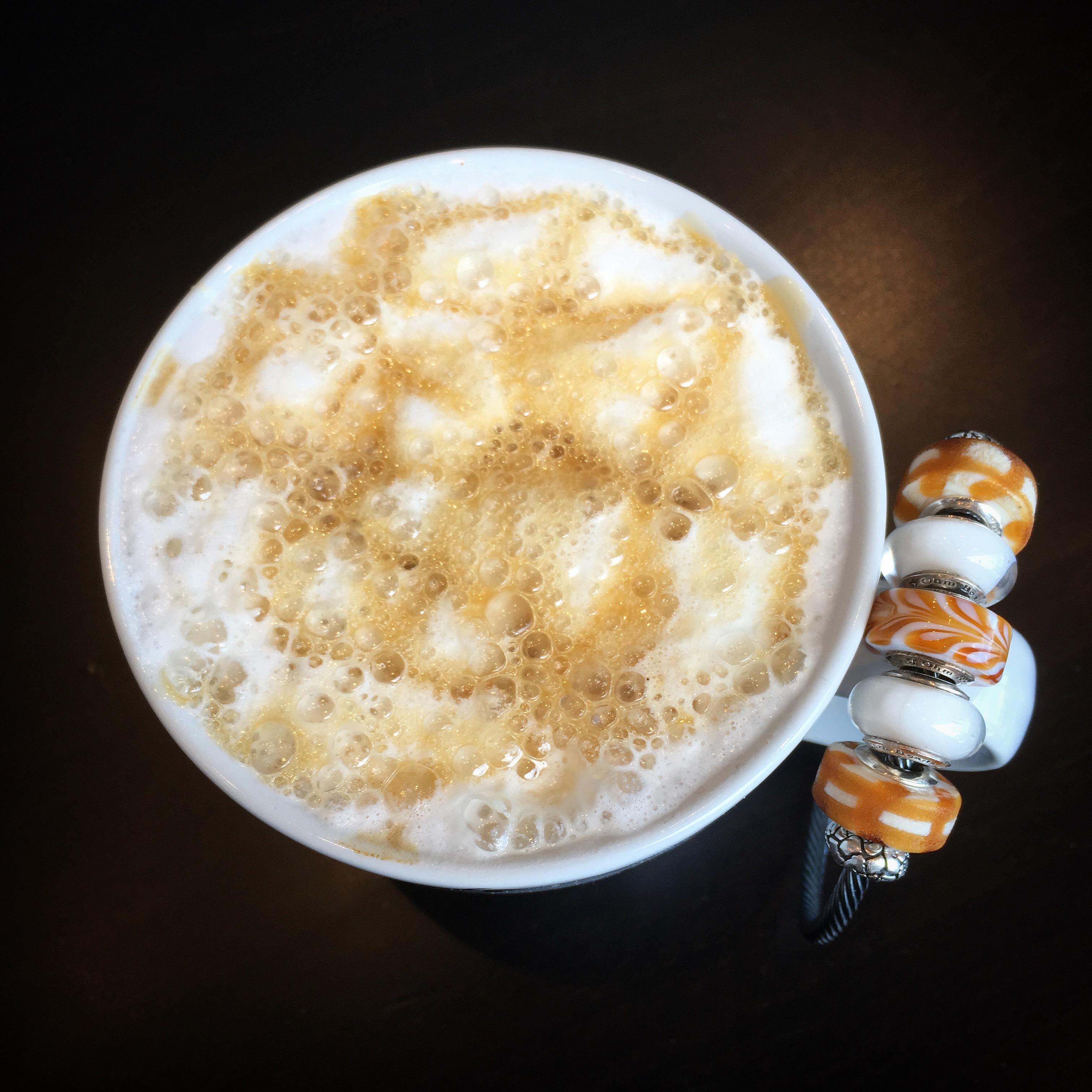 Caramel Latte By Ohm Beads