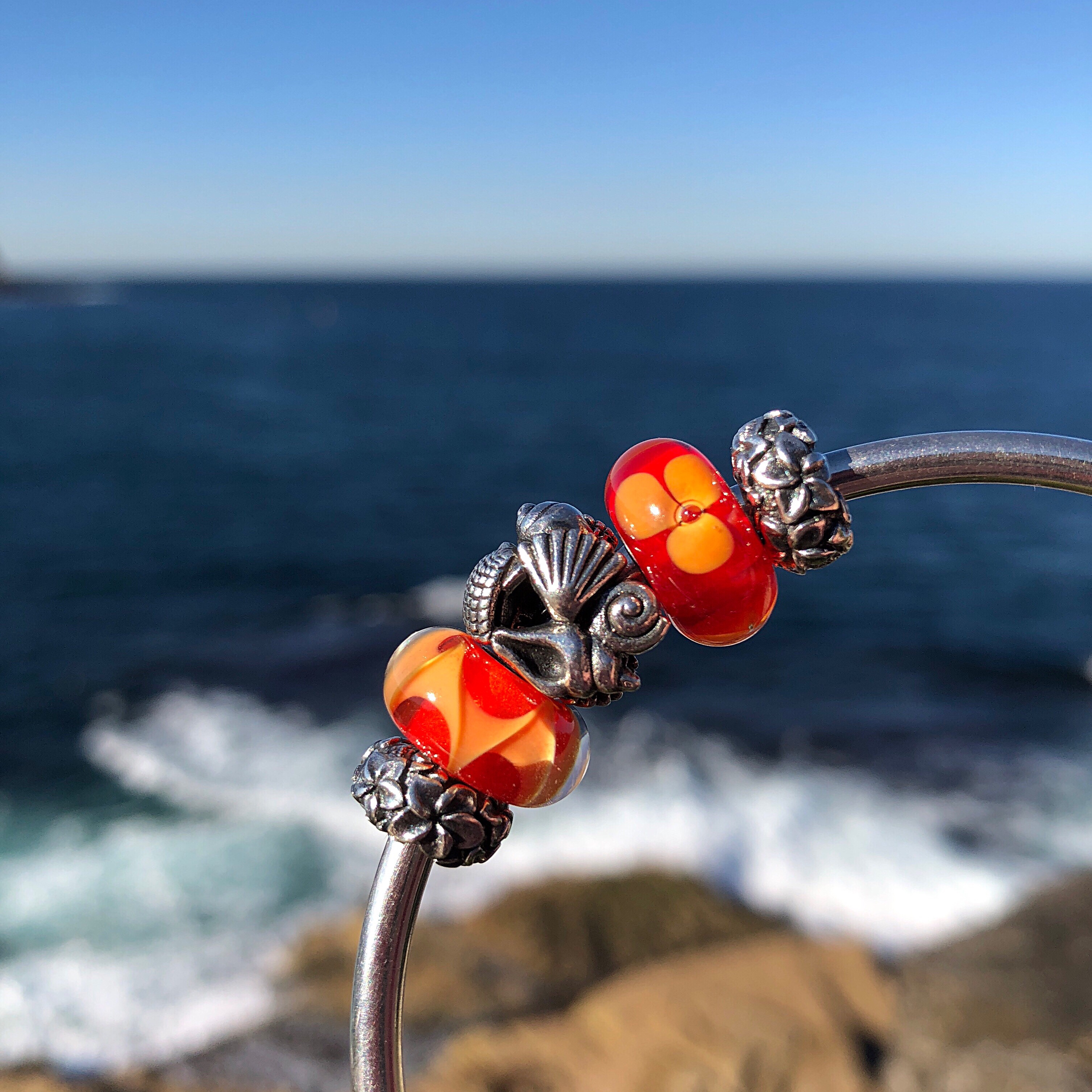 New With Trollbeads Pouch. Reliable Genuine Trollbeads Scirocco Bead Only Wallpapers